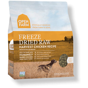 Open Farm Freeze Dried Raw Chicken
