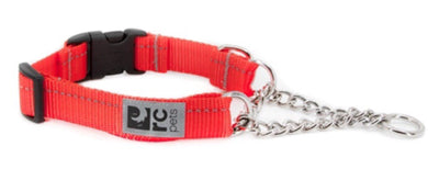 RC Pets Primary Training Clip Collar Orange