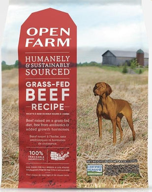 Open Farm Beef Dry Dog Food