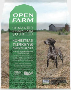 Open Farm Turkey & Chicken Dry Dog Food