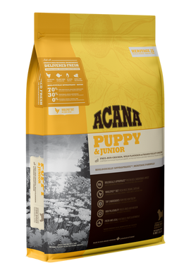 Acana Puppy & Junior Dry Dog Food