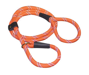 Shedrow K9 Camino Slip Leash Orange