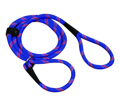 Shedrow K9 Camino Slip Leash Blue