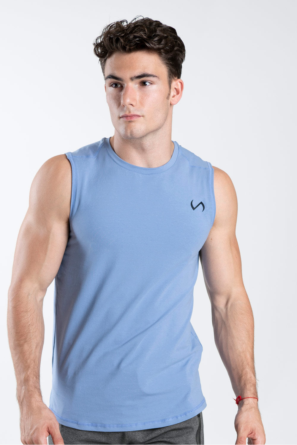TLF Taurus Sleeveless Crew - Tank TLF Apparel | Take Life Further