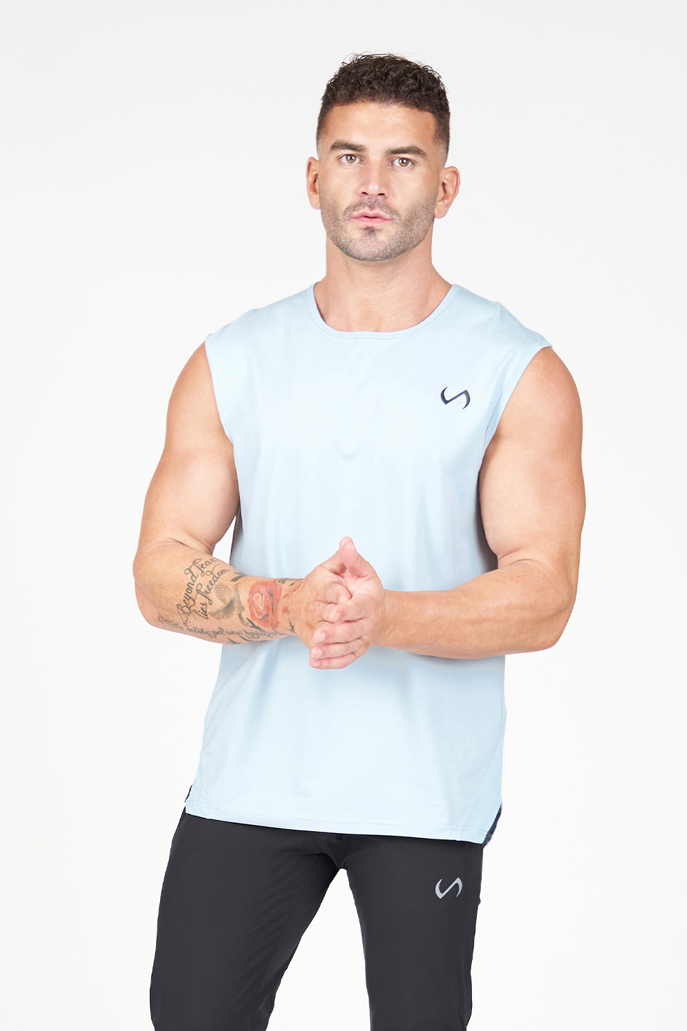 TLF Air-Flex Gym Tank - TLF Apparel | Take Life Further