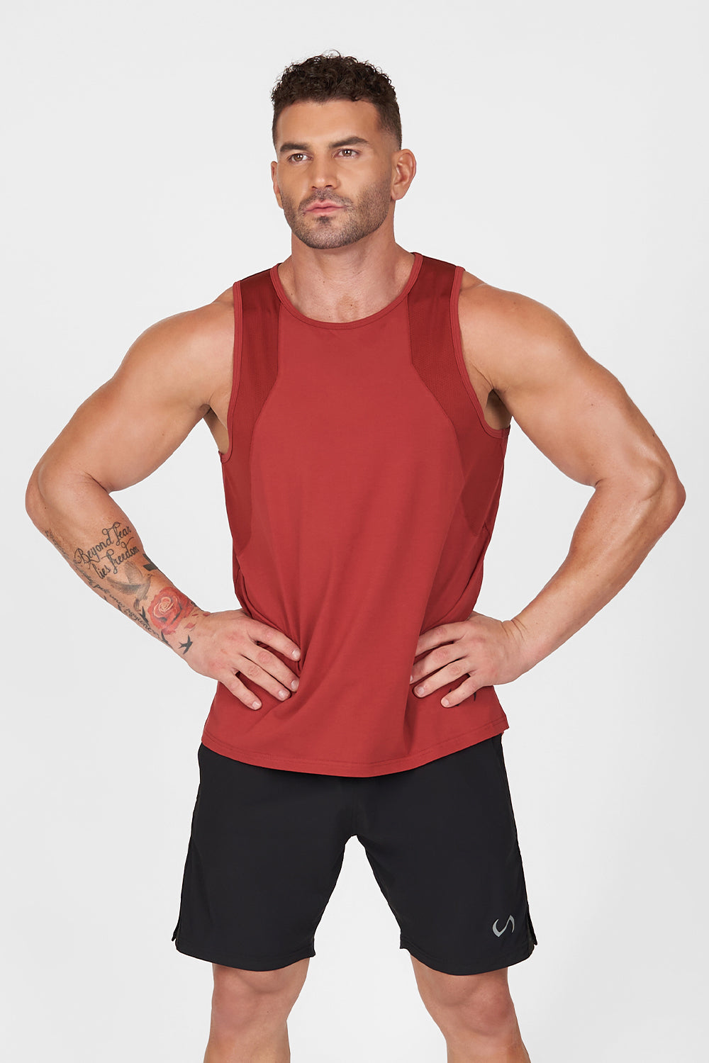 TLF Air-Flex Workout Tank - TLF Apparel | Take Life Further