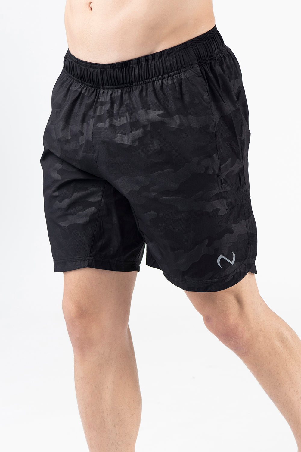 TLF Camo Gym Shorts - Shorts - TLF Apparel | Take Life Further