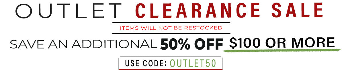 Outlet Clearance Sale on Premium Activewear Items