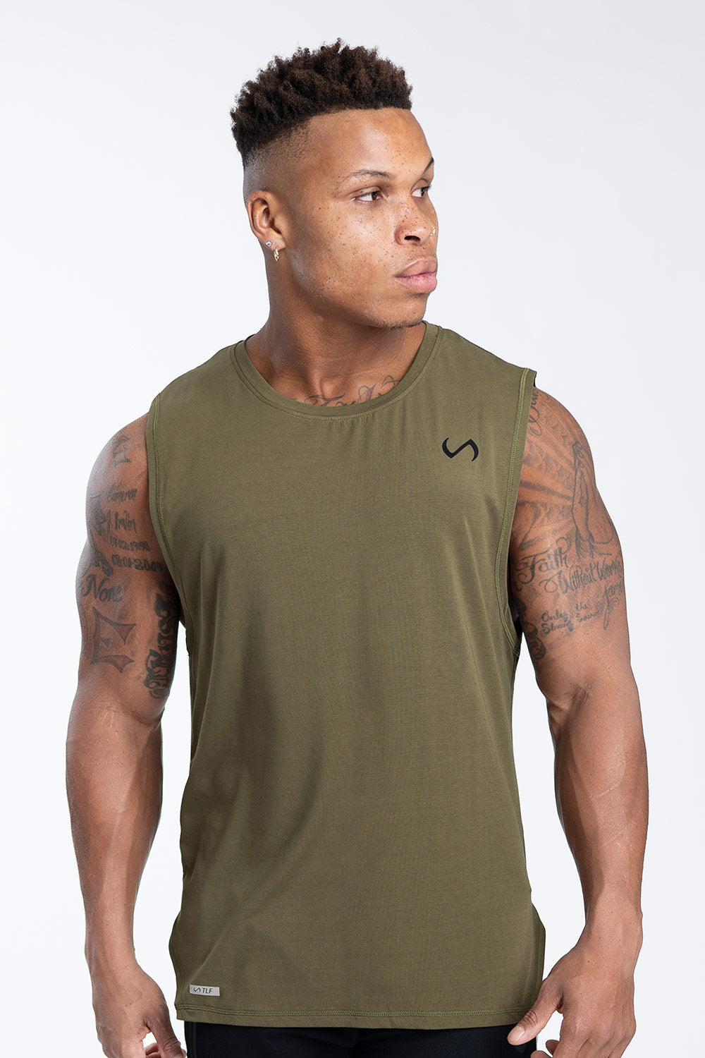 TLF Racer Tank - Tanks & Sleeveless - TLF Apparel | Take Life Further