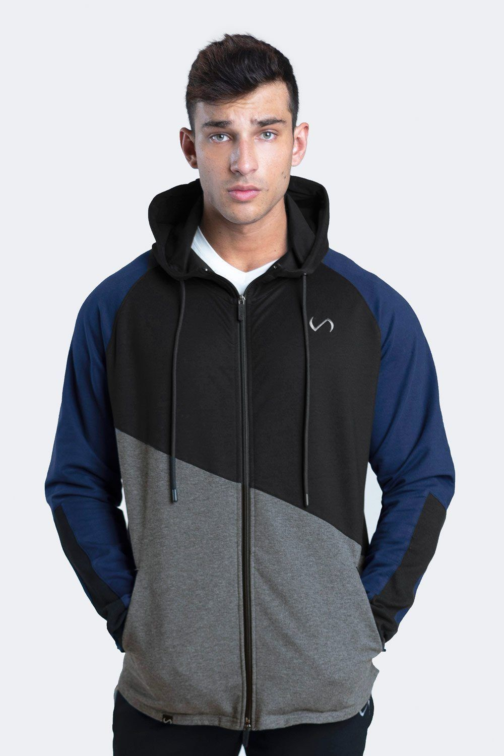 TLF Edgewise Full-Zip Hoodie - Hoodie - TLF Apparel | Take Life Further