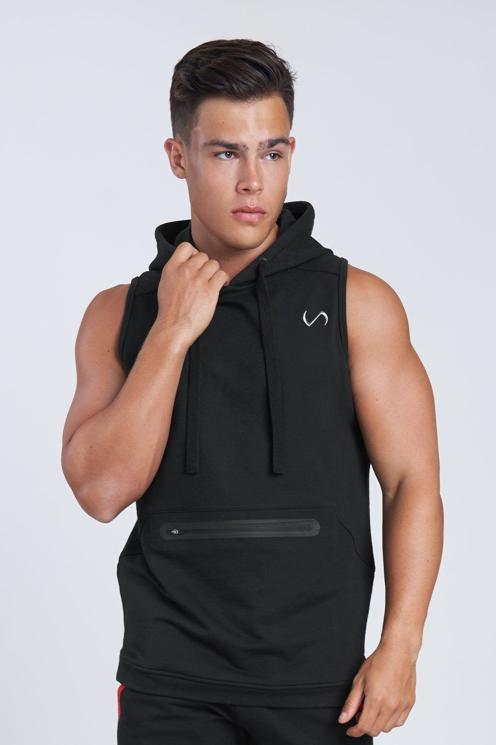 TLF Iliad Sleeveless Hoodie - Hoodies - TLF Apparel | Take Life Further