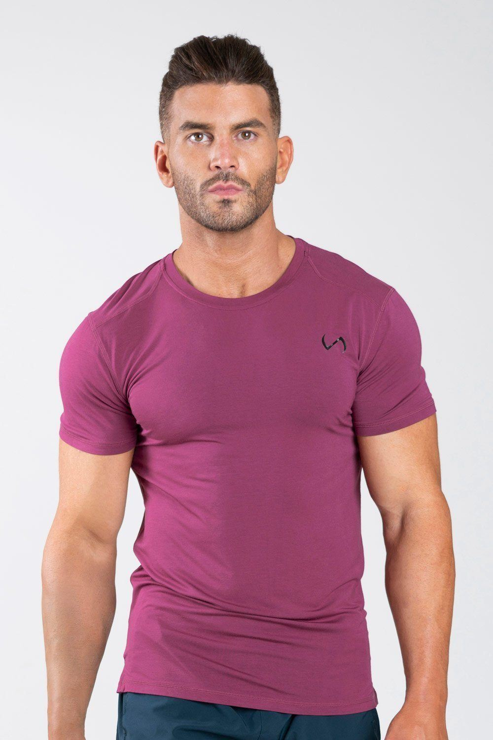 TLF Root Performance Bamboo Crew Neck - Short Sleeves - TLF Apparel   Take Life Further