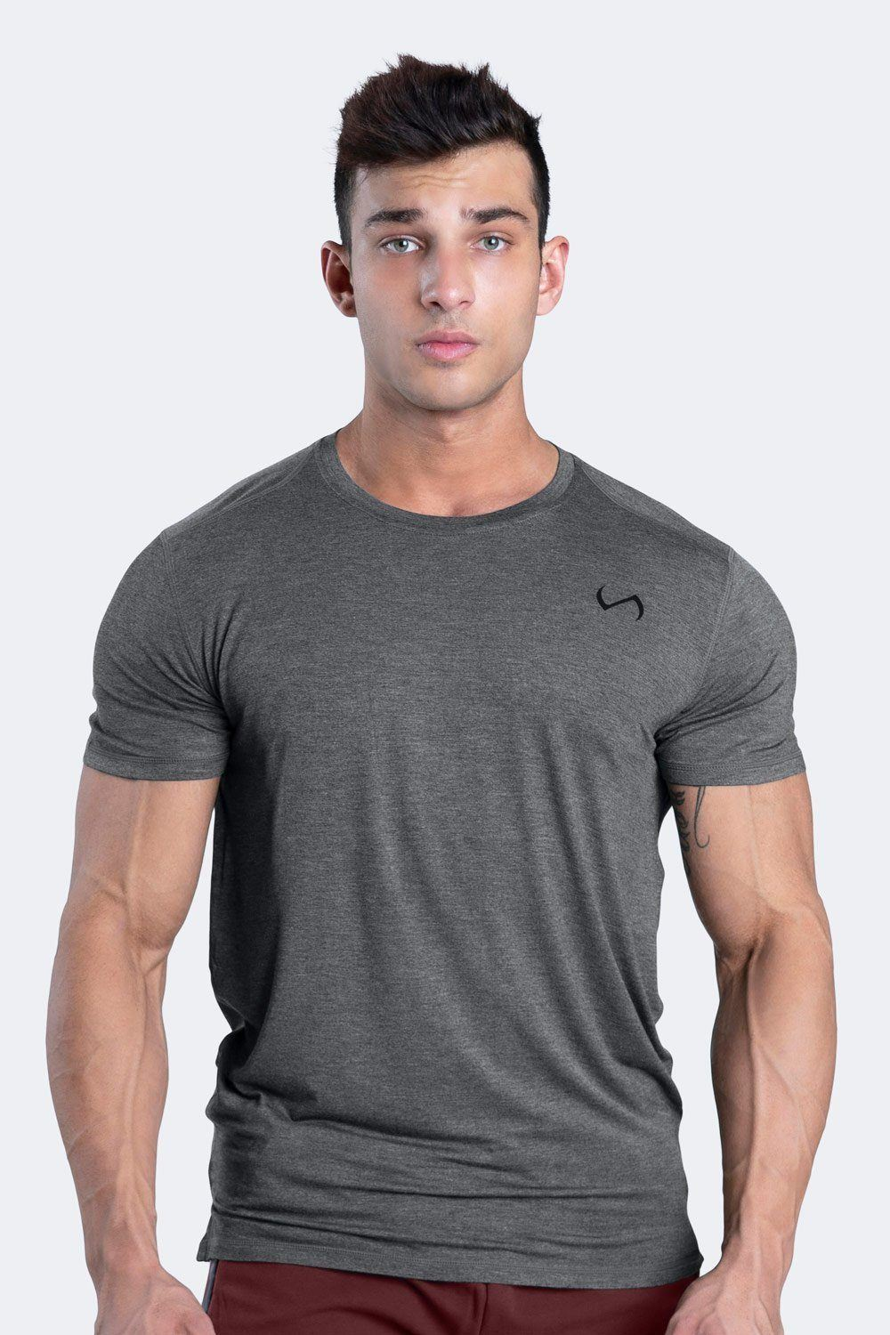 TLF Root Performance Bamboo Crew Neck - Short Sleeves - TLF Apparel | Take Life Further