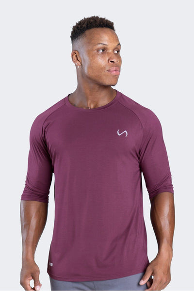 TLF Apparel - Cirus Short Sleeve Shirt - MEN SHORT SLEEVES - Loganberry / SLoganberry / MLoganberry / LLoganberry / XLLoganberry / 2XL