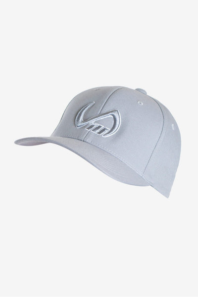 TLF Apparel - Logo Original Hat - HATS - Grey / S-MGrey / L-XL