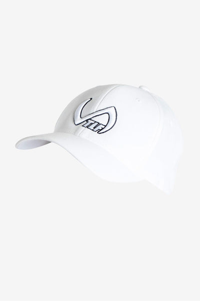 TLF Apparel - Logo Original Hat - HATS - White / S-MWhite / L-XL