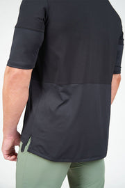 TLF Air-Flex 3/4 Sleeve Training T-Shirt - Black