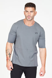 TLF Air-Flex 3/4 Sleeve Training T-Shirt - Turbulence