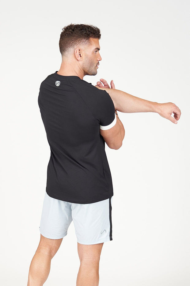 TLF Air-Flex Classic Tee - Black