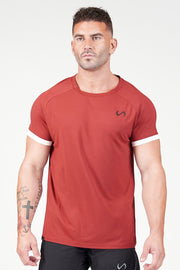 TLF Air-Flex Classic Tee - Crimson