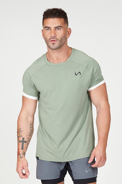 TLF Air-Flex Classic Tee - Sea Spray