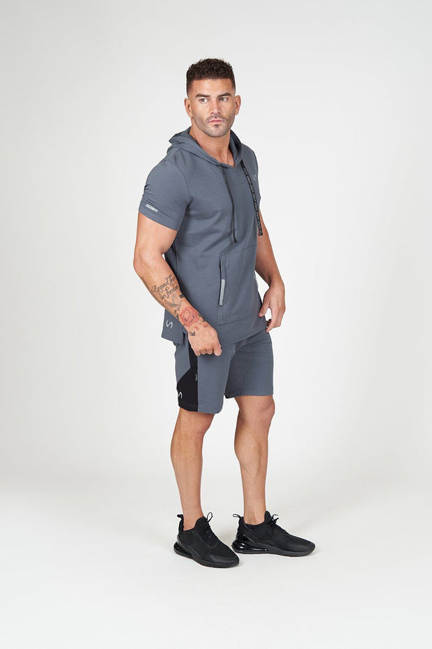 TLF Air-Flex French Terry Shorts - Turbulence