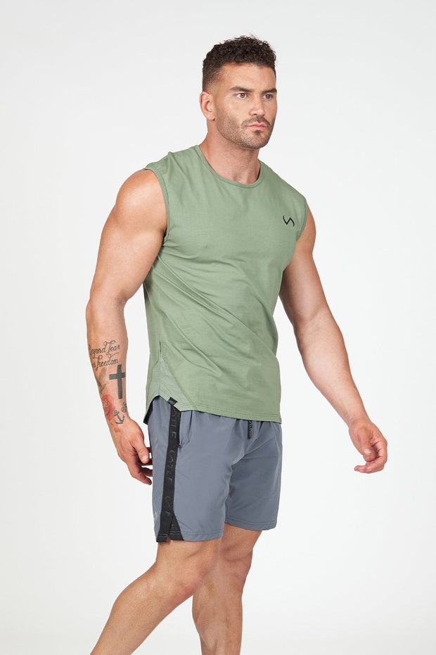 TLF Air-Flex Gym Tank - Sea Spray