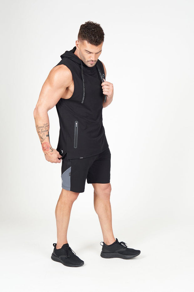 Air-Flex Sleeveless Gym Hoodie