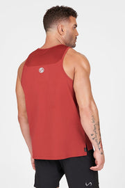 TLF Air-Flex Workout Tank - Crimson