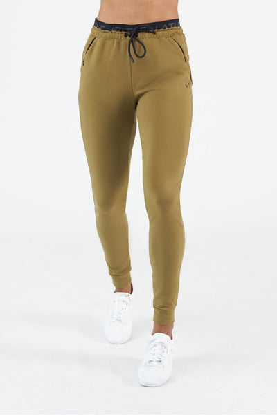TLF All-Day Ease Comfy Joggers - Lizard