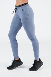 TLF All-Day Ease Comfy Joggers - Titanium