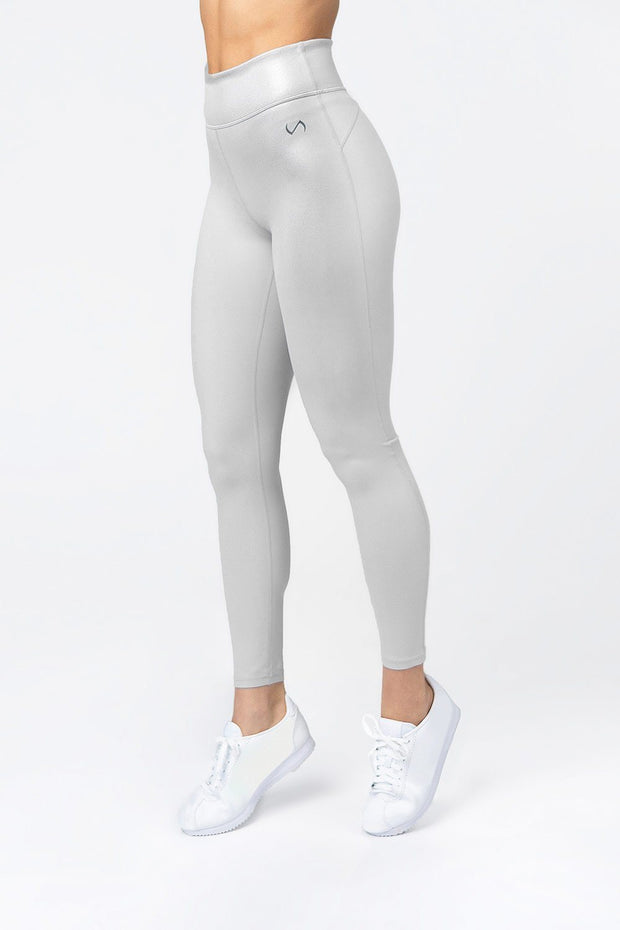 Diamond High-Waisted Workout Leggings