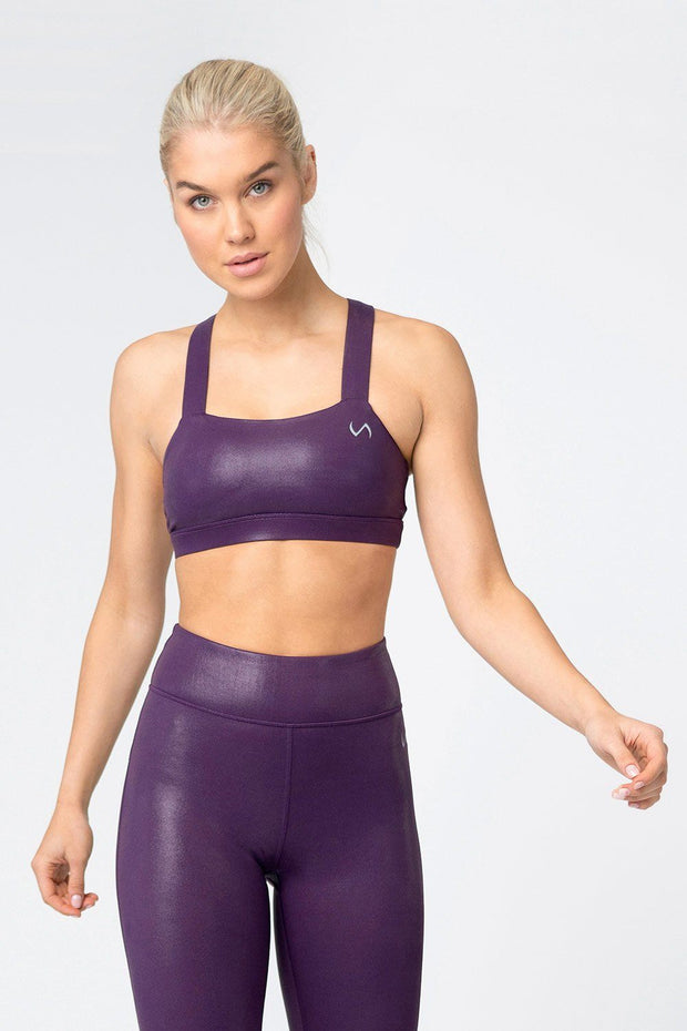 Diamond Workout Sports Bra