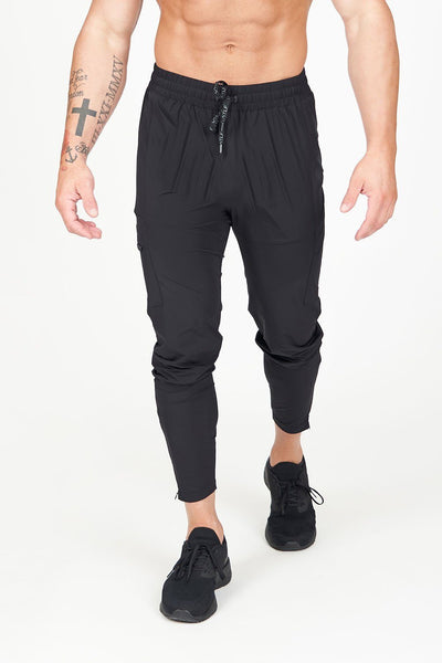 TLF Apparel - Element Air-Flex Gym Joggers - MEN JOGGERS & PANTS - Black / SBlack / MBlack / LBlack / XLBlack / 2XL