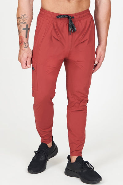 TLF Element Air-Flex Gym Joggers - Crimson