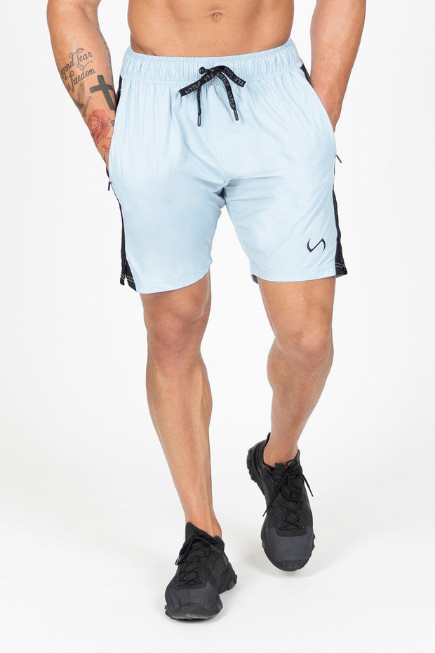 TLF Element Air-Flex Gym Shorts - Blue Fog
