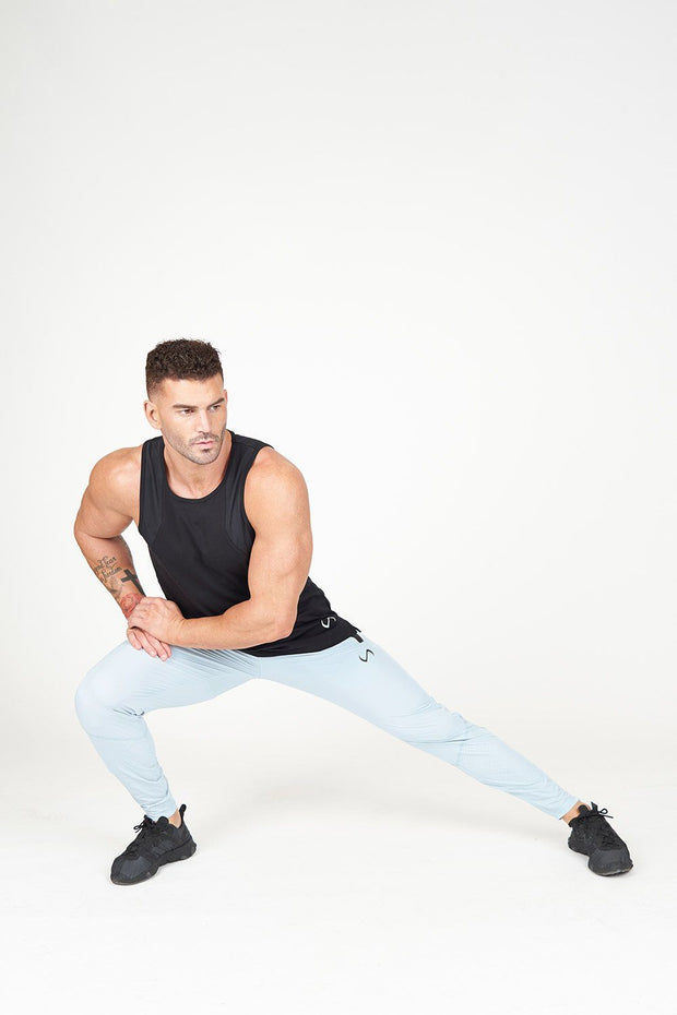 TLF Element Air-Flex Workout Joggers - Blue Fog