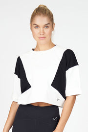 Emerge Box Crop Top