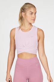 Emerge Tied Crop Top