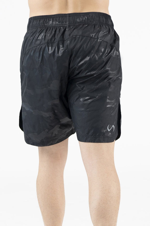 Gym-To-Street™ Camo Workout Shorts