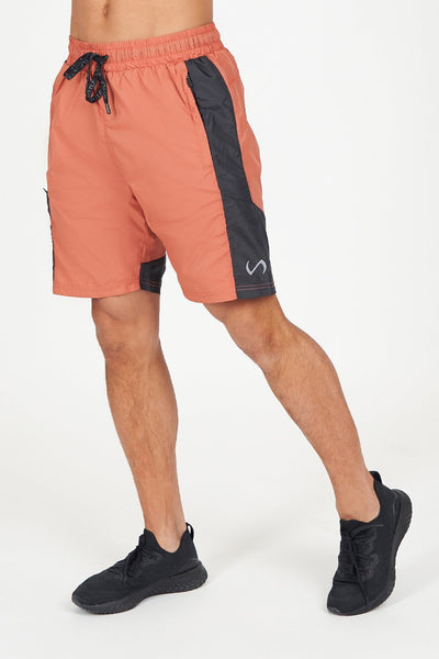 TLF Apparel - Gym-To-Street Surge Shorts - MEN SHORTS - Clay / SClay / MClay / LClay / XLClay / 2XL