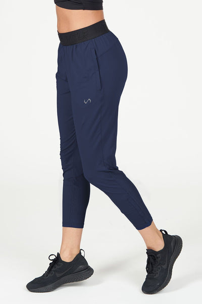 TLF Apparel - Legacy Low-Mid Rise Workout Joggers - WOMEN JOGGERS & PANTS - Deep Navy / XSDeep Navy / SDeep Navy / MDeep Navy / LDeep Navy / XL