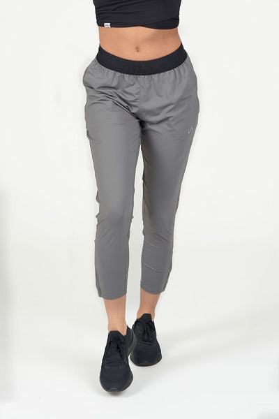 TLF Apparel - Legacy Low-Mid Rise Workout Joggers - WOMEN JOGGERS & PANTS - Pewter / XSPewter / SPewter / MPewter / LPewter / XL