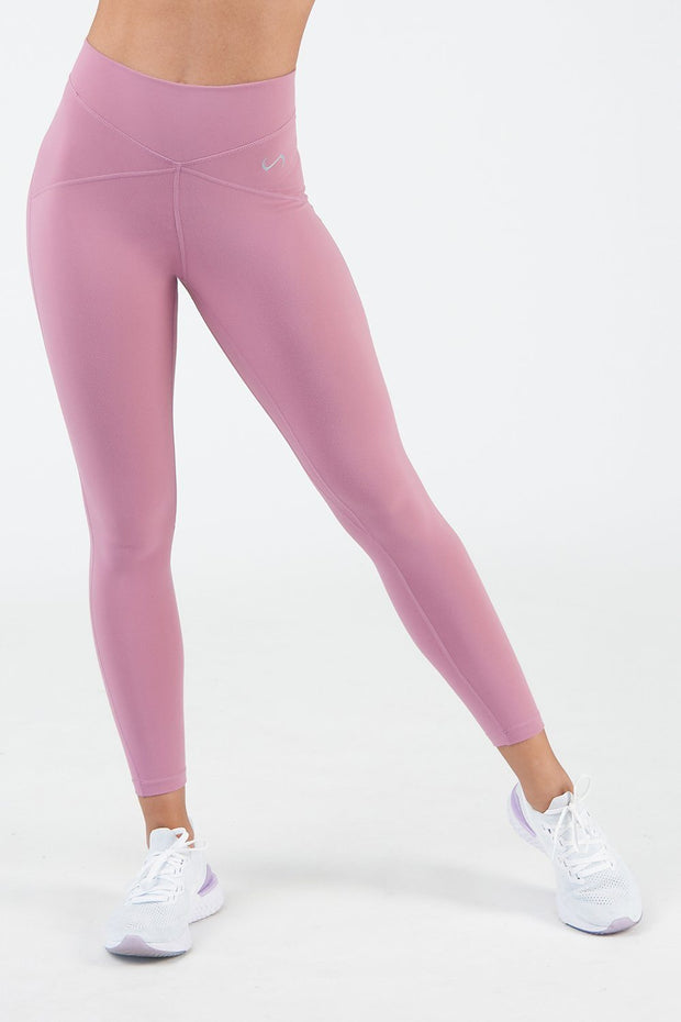 TLF Revive High-Waisted Workout Leggings - Dusky Orchid