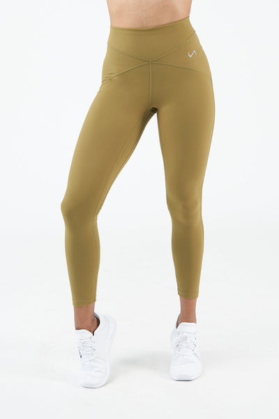 TLF Revive High-Waisted Workout Leggings - Lizard