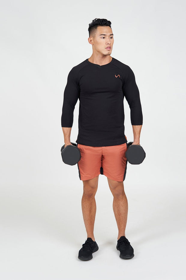 Surge ¾ Sleeve Training T-Shirt