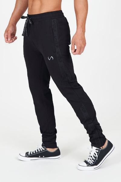 TLF Apparel - Surge Workout Joggers - MEN JOGGERS & PANTS - Black / SBlack / MBlack / LBlack / XLBlack / 2XL