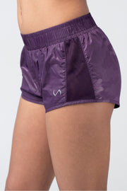 "TLF Swift Camo Train-N-Runâ""¢ Shorts - Purple Camo"