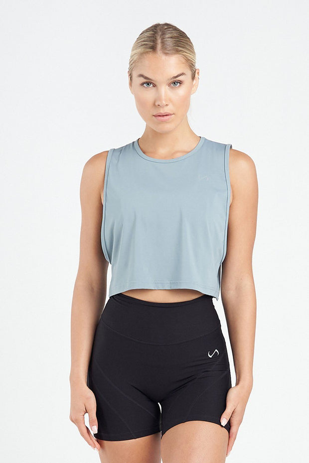 Techne Gym Crop Top