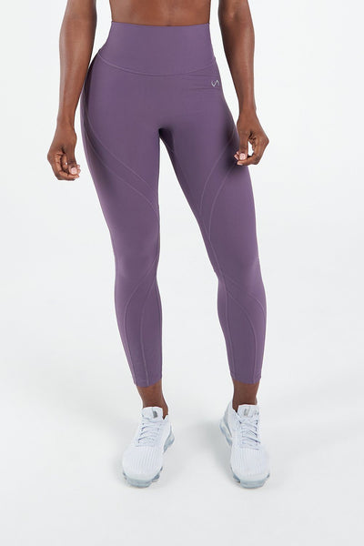 TLF Apparel - Techne High Waisted Workout Leggings - WOMEN LEGGINGS & TIGHTS - Sloe / XSSloe / SSloe / MSloe / LSloe / XL